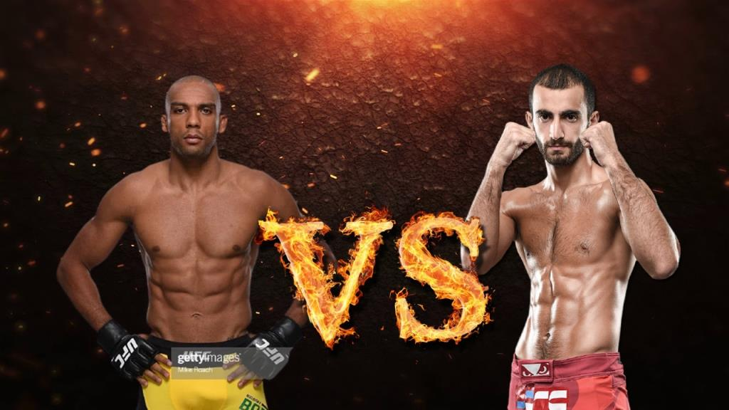 UFC news Giga Chikadze vs Edson Barboza what you need to know about the fighters before UFC Vegas 35