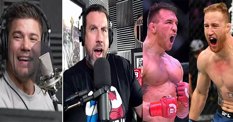 UFC news John McCarthy and Josh Thomson discuss what Michael Chandler needs to do to beat Justin Gaethje at UFC 268