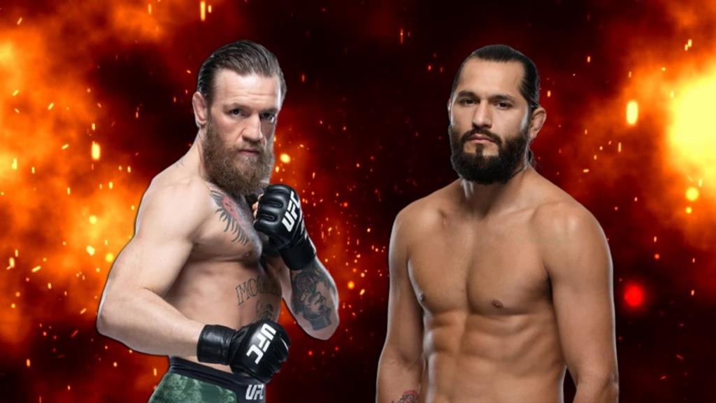 UFC news Jorge Masvidal is sure that Conor McGregor will never agree to fight with him