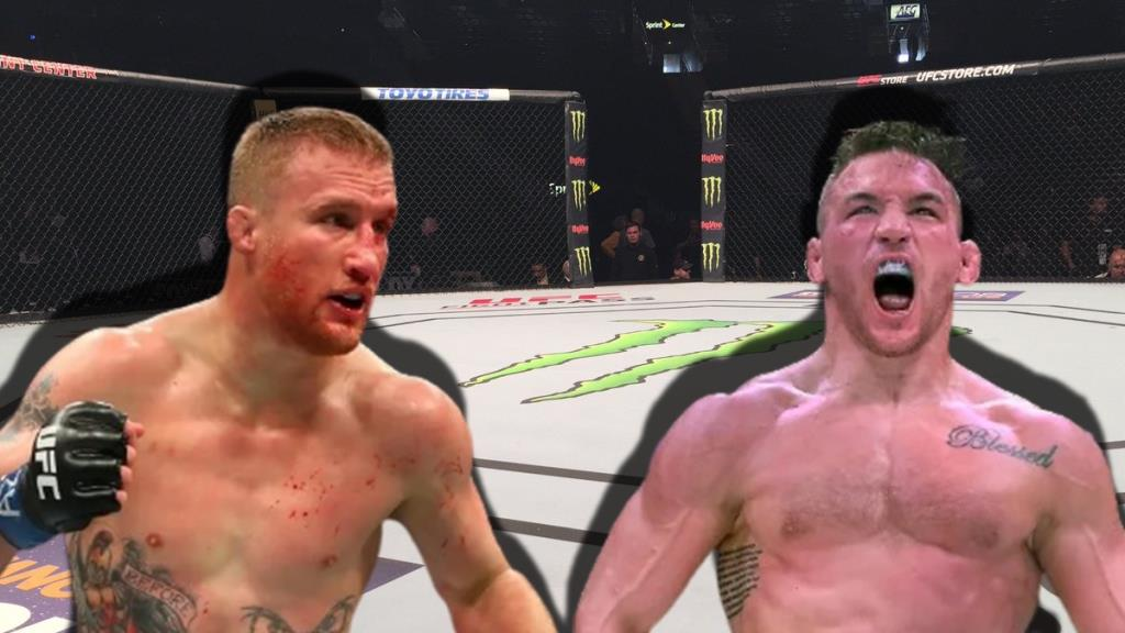 UFC news Justin Gaethje shared his thoughts about the upcoming fight against Michael Chandler at UFC 265.