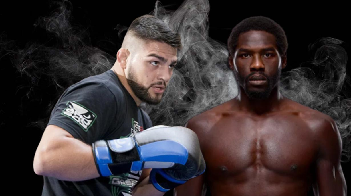 UFC news Kelvin Gastelum told how the preparation for the fight with Jared Cannonier went.