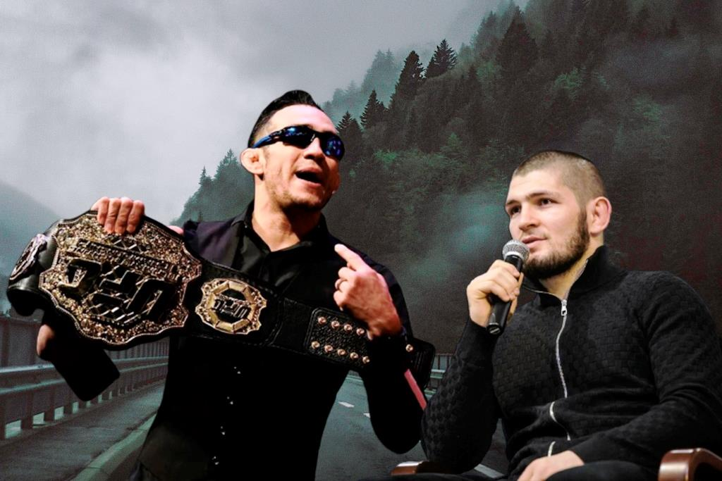 UFC news Khabib Nurmagomedov about Tony Ferguson In the last fights he was dominated, he needs to slow down
