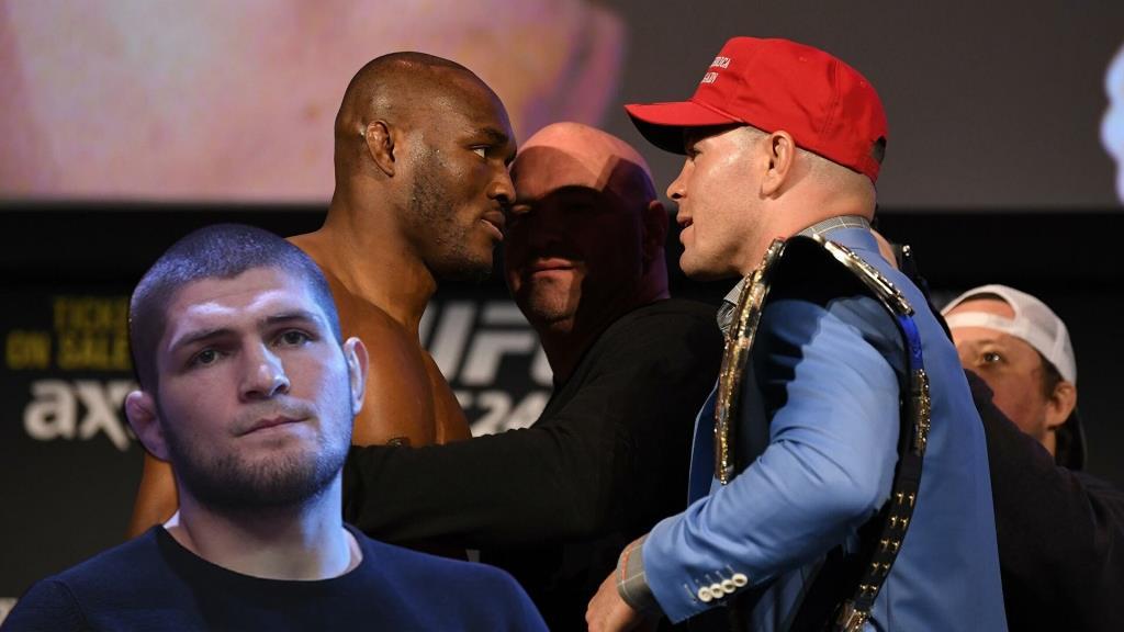 UFC news Khabib Nurmagomedov spoke about Usman's rematch with Covington