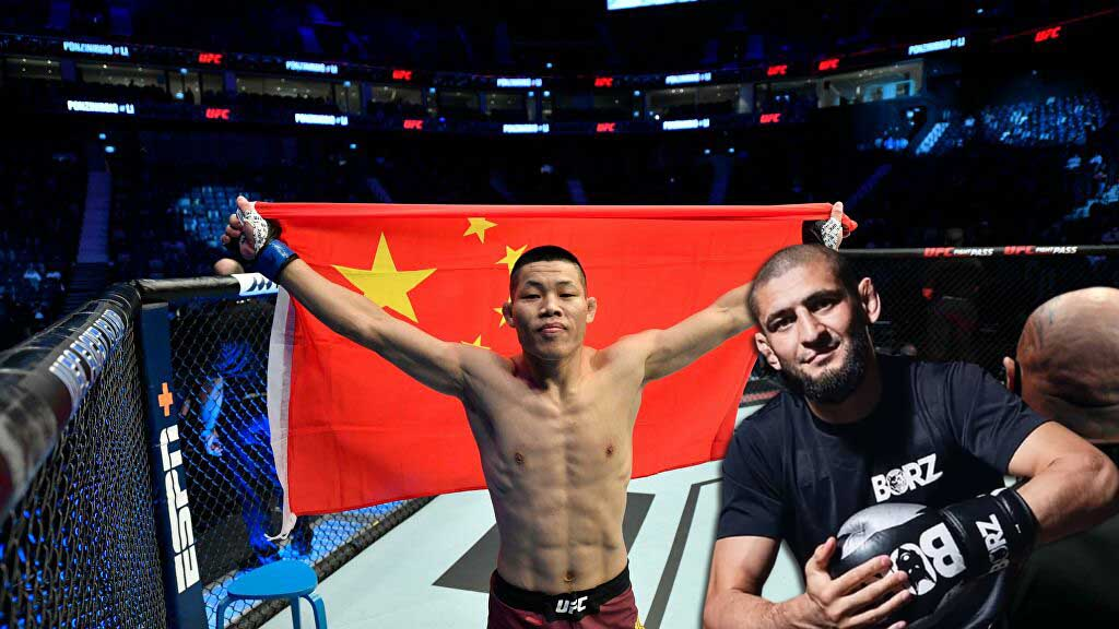 UFC news Khamzat Chimaev shared his thoughts about the upcoming fight against the 12th number of welterweight Li Jingliang