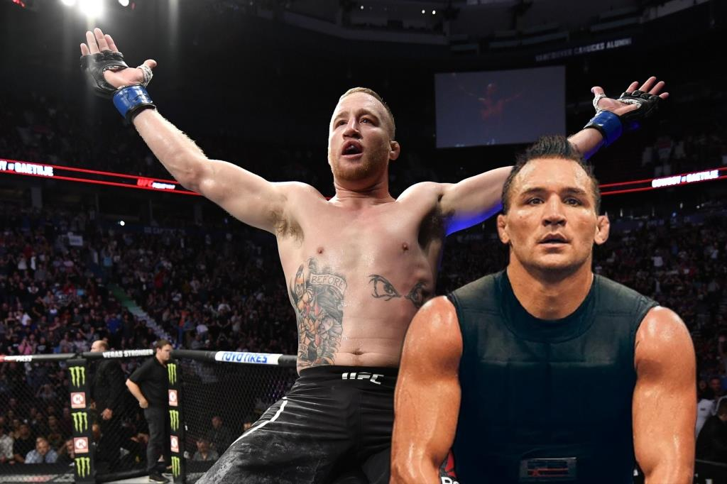 UFC news Michael Chandler is sure that they, together with Justin Gaethje, will give a great fight at UFC 268