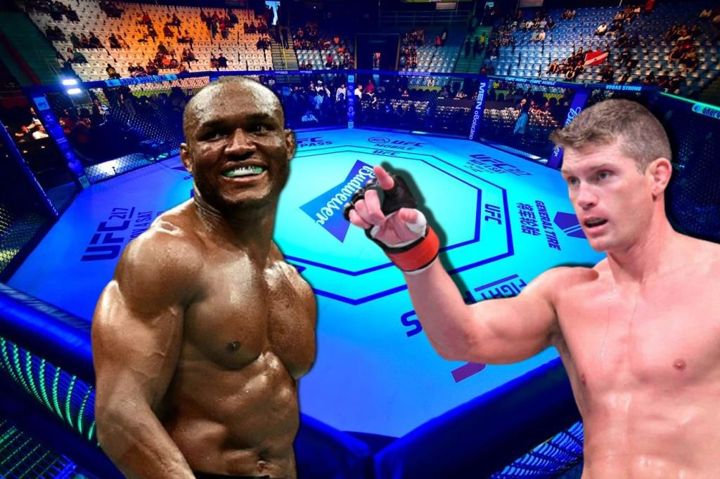 UFC news Stephen Wonderboy Thompson is confident that he can get a fight with Kamaru Usman