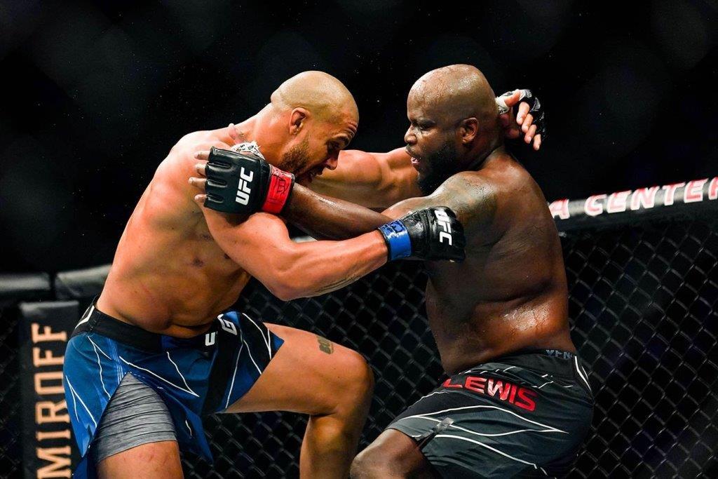 UFC news UFC 265 results.