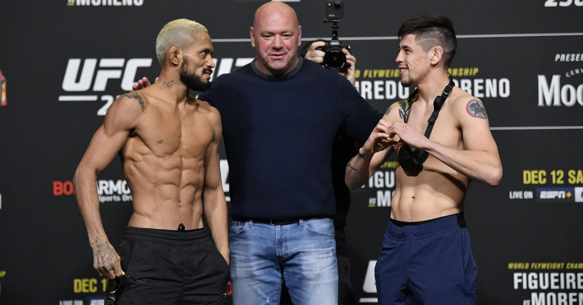 """UFC News: Deiveson Figueiredo: """"I hope that Moreno is courageous enough and will give me a rematch"""""""