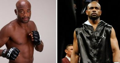 Boxing news Anderson Silva spoke about the fight with Roy Jones Jr.