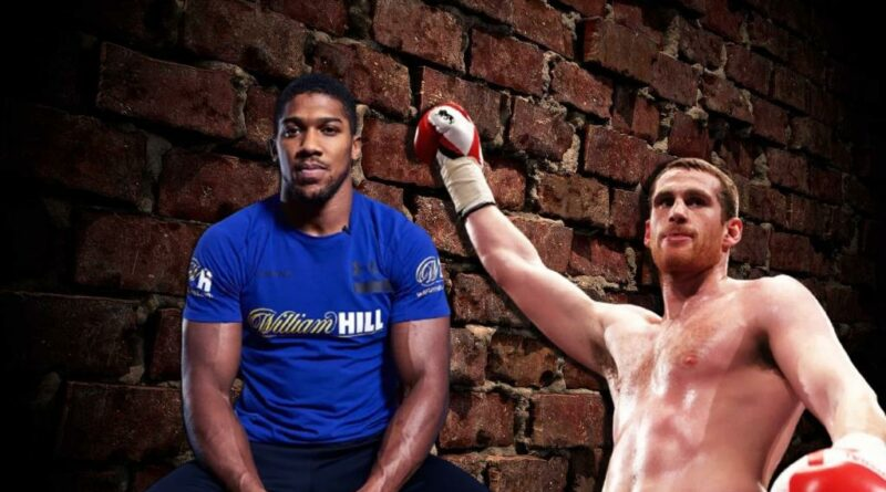 Boxing news David Price told how he knocked out Anthony Joshua during a sparring.