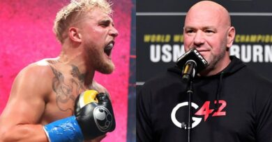 Boxing news Jake Paul responded to Dana White's rant about Anderson Silva with a counteroffer.