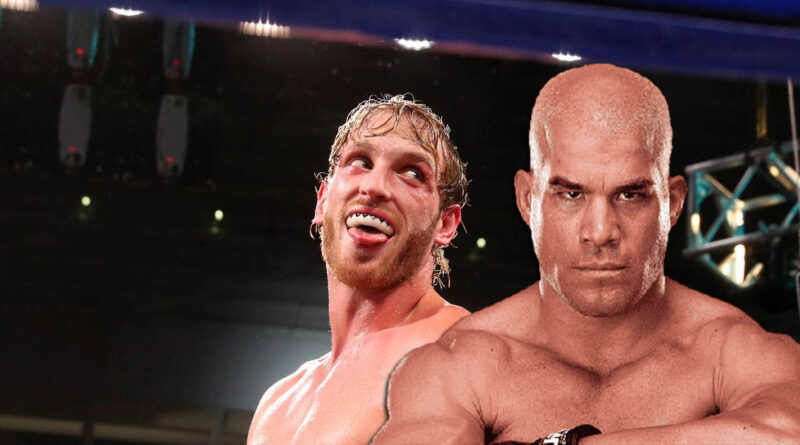 Boxing news Tito Ortiz continues to prove why he should fight Logan Paul next.