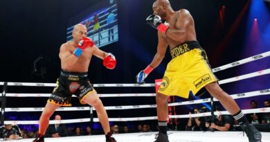 Boxing news Tito Ortiz said that Anderson Silva knocked him out with a illegal blow