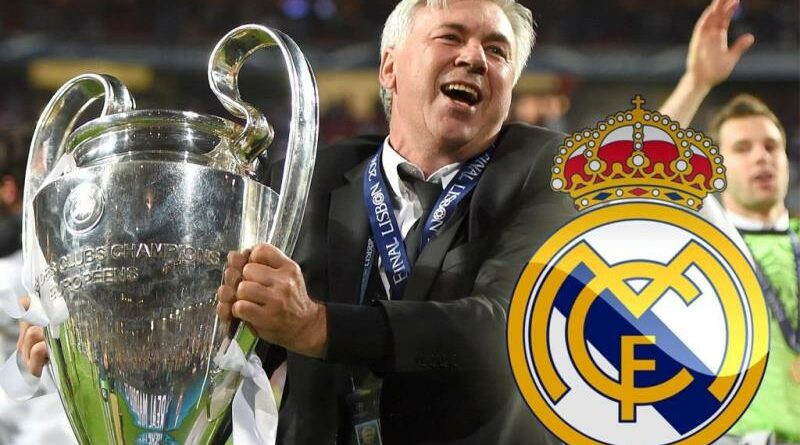Football News Carlo Ancelotti played his 800th match in the top 5 leagues of Europe