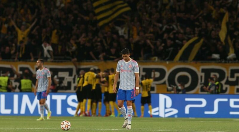 Football news Young Boys vs Manchester United Highlights & Report 14 September 2021. UEFA Champions League
