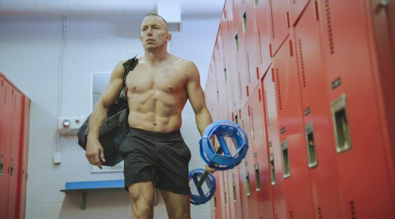 MMA news Georges St-Pierre told how MMA training changed his life