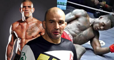 MMA news Glover Teixeira believes that Israel Adesanya was afraid of signing Alex Pereira to the UFC