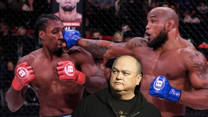 MMA News Scott Coker discussed about the future of Yoel Romero after losing at Bellator 266