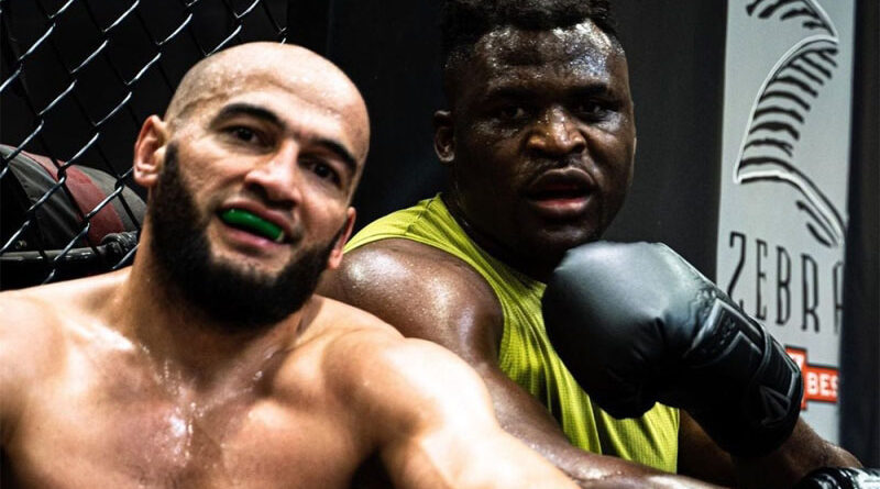 UFC news Albert Duraev told the story of how Francis Ngannou injured him in sparring