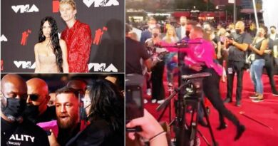 UFC news Conor McGregor commented on the clash with Machine Gun Kelly