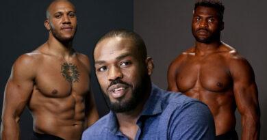 UFC news Jon Jones spoke about his future - I'm open to the ideas