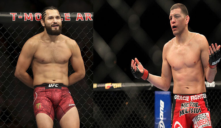 UFC news Jorge Masvidal is interested in a fight with Nick Diaz