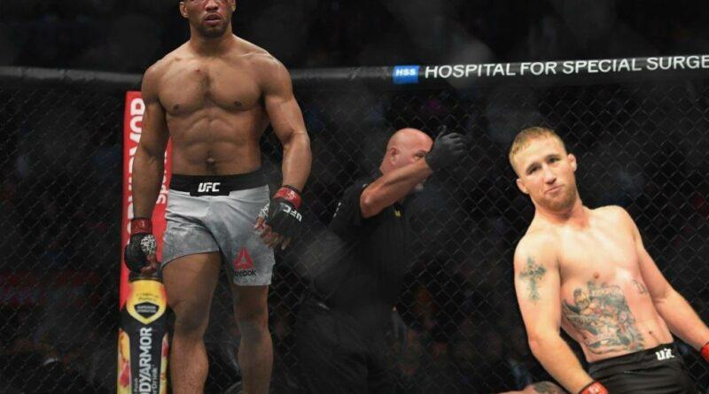 UFC news Justin Gaethje spoke rudely about Kevin Lee