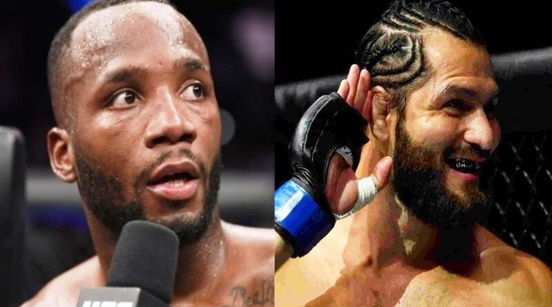 UFC news Leon Edwards is ready to fight with Jorge Masvidal before the end of the year