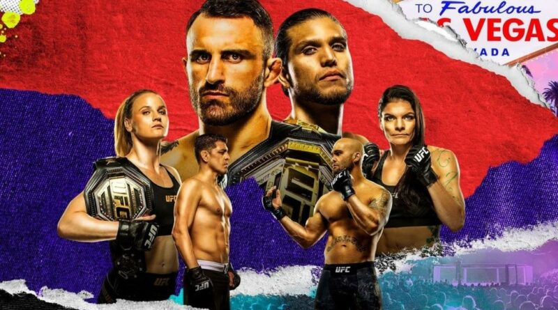 UFC news UFC 266 Amazing Fight Card! Two Titles Fights, Two legends Return