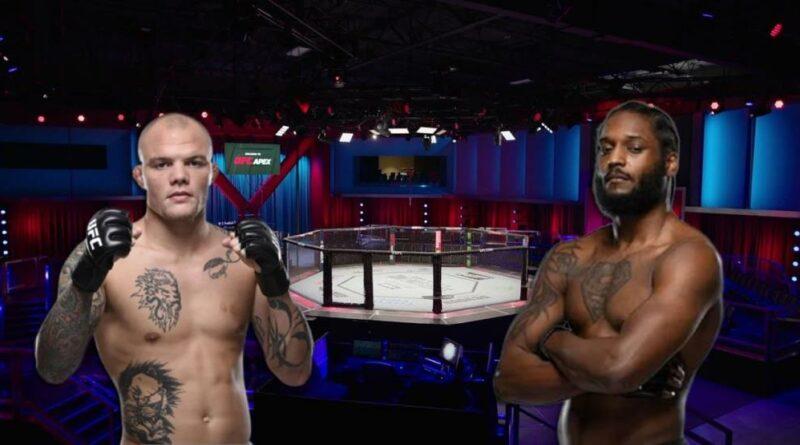 UFC News UFC Fight Night 192 FightCard