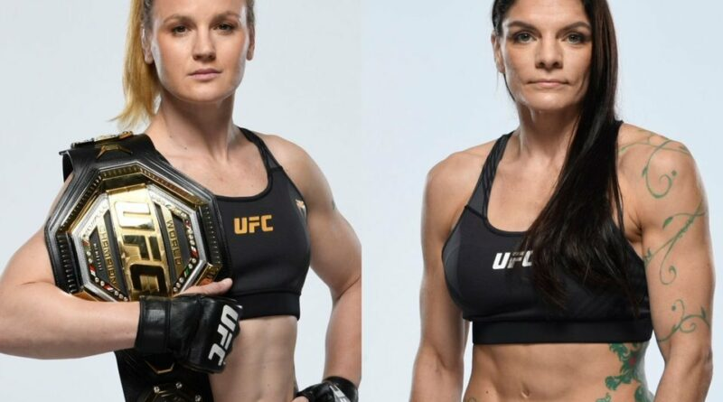 UFC news Valentina Shevchenko shared her expectations from the upcoming fight with Lauren Murphy